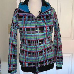 Aperture women's ski and snowboarding jacket